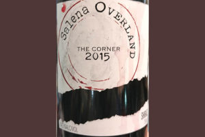 Отзыв о вине Salena Overland The Corner Shiraz Australia 2015