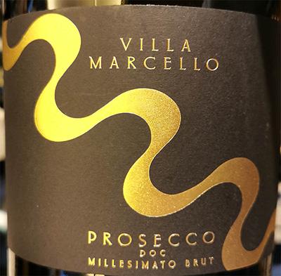 Отзыв об игристом вине Villa Marcello Prosecco Millisimato brut