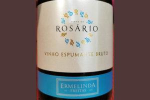 Отзыв об игристом вине Ermelinda Freitas Rosario Vinho Espumante bruto