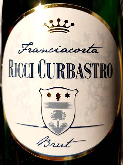 Отзыв об игристом вине Franciacorta Ricci Curbastro Brut