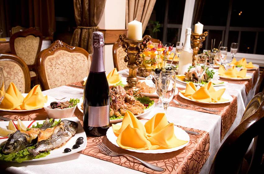 Игристое вино к новогоднему столу
