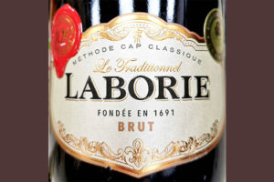 Отзыв об игристом вине Laborie Methode Cap Classic Traditionnel brut