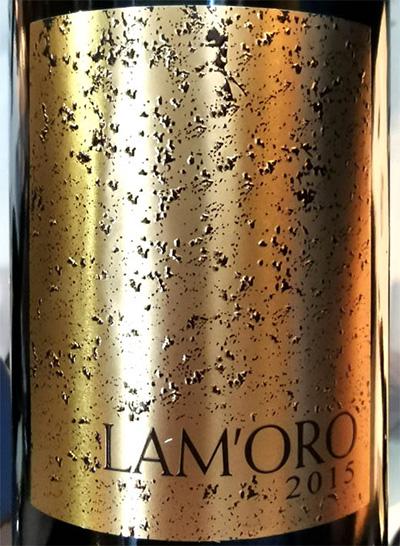 Отзыв о вине Lamole di Lamole Lam'Oro Toscana rosso 2015