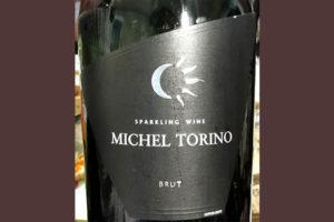 Отзыв об игристом вине Michel Torino brut white sparkling wine