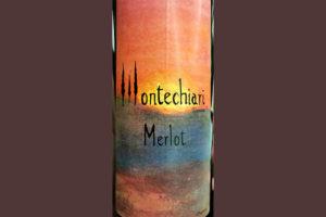 Отзыв о вине Montechiari Merlot Toscana 2011