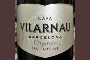 Отзыв об игристом вине Vilarnau Barcelona Cava brut nature organic