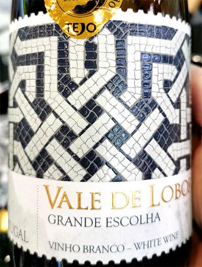 Отзыв о вине Vale de Lobos grande escolha vinho branco 2017