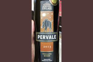 Отзыв о вине Azienda Agricola Urlari Pervale Toscana rosso 2013