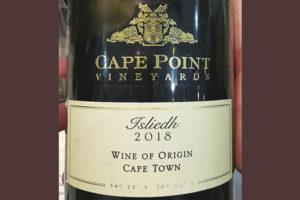Отзыв о вине Cape Point Vineyards Isliedh 2018