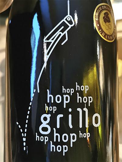 Отзыв о вине El Grillo y la Luna Hop Hop tinto 2014