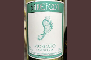 Отзыв о вине Gallo Winery Barefoot Moscato California deliciously sweet 2018