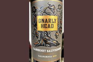 Отзыв о вине Gnarly Head Cabernet Sauvignon California 2018