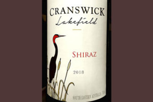 Cranswick Lakefield Shiraz Australia 2018 красное вино отзыв