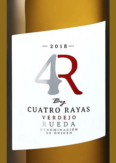 Отзыв о вине Cuatro Rayas 4R Verdejo Rueda 2018