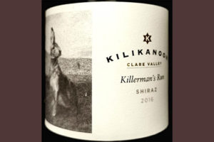 Отзыв о вине Kilikanoon Killerman's Run Shiraz Australia 2016