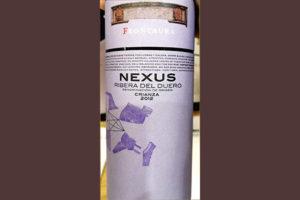 Отзыв о вине Nexus Frontaura Ribera del Duero crianza 2012