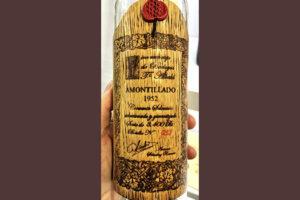 Отзыв о вине Toro Albala Marques de Poley Amontillado Convento Seleccion 1952