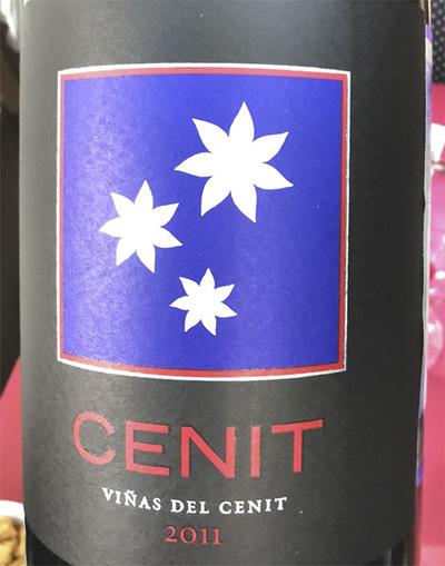 Cenit Vinas del Cenit 2011 красное вино отзыв