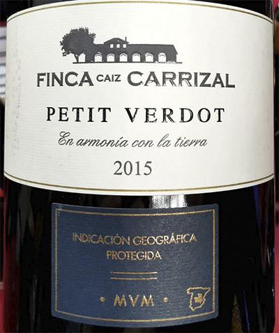 Dehesa del Carrizal Petit Verdot Vino de Pago 2015 красное вино отзыв