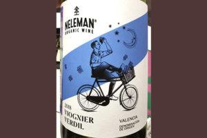 Neleman Viognier Verdil organic Valencia 2018 белое вино отзыв