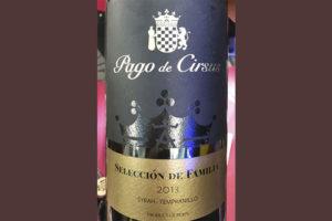 Pago de Cirsus Syrah-Tempranillo Seleccion de Familia 2013 красное вино отзыв