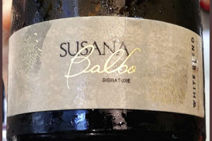 Susana Balbo Signature White Blend 2017 белое вино отзыв