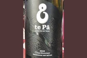 Te Pa Chardonnay Marlborough New Zealand 2018 белое вино отзыв