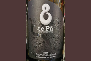 Te Pa Sauvignon Blanc Marlborough New Zealand 2018 белое вино отзыв