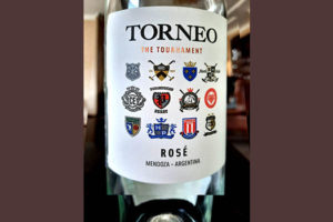 Torneo The Tournament Rose Mendoza Argentina 2019 розовое вино отзыв
