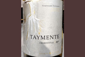 Huarpe Wines Taymente Chardonnay Argentina 2017 белое вино отзыв