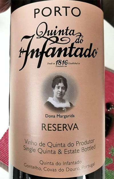 Quinta do Infantado Dona Margarida Reserva Porto Красный портвейн отзыв