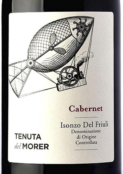Tenuta del Morer Cabernet Isonzo Del Friuli 2018 Красное вино отзыв