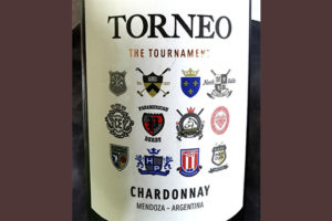 Torneo The Tournament Chardonnay Mendoza Argentina 2019 белое вино отзыв
