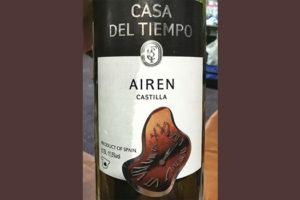 Casa del Tiempo Airen Castilla 2013 белое вино отзыв