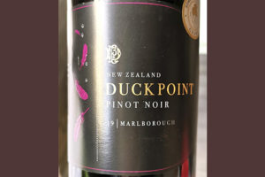 Duckpiont Pinot Noir Marlboro New Zealand 2019 Красное вино отзыв