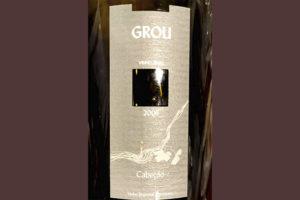 Grou Cabecao vimho tinto 2006 красное вино отзыв