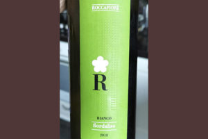 Roccafiore Fiordaliso bianco 2018 белое вино отзыв