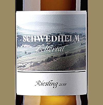 Schwedhelm Zellertal Riesling 2018 белое вино отзыв