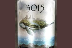 3015 Monastrell ecologico 2018 Красное вино отзыв