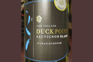 Duck Point Sauvignon Blanc Marlboro New Zealand 2019 Белое вино отзыв