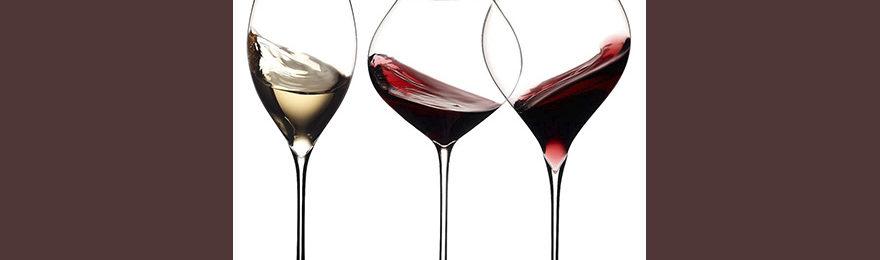 Выбираем правильный бокал для вина
