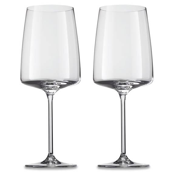 Бокалы для белых тихих вин
