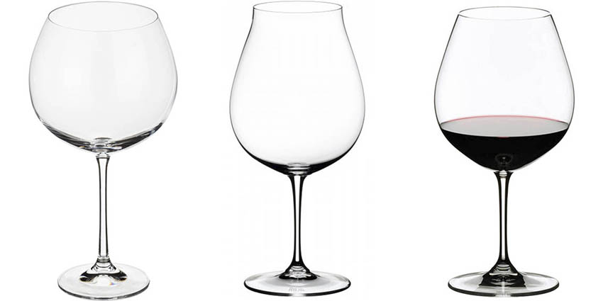 Бокал для Бургундских вин
