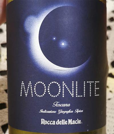Rocca delle Macie Moonlite 2019 Белое вино отзыв