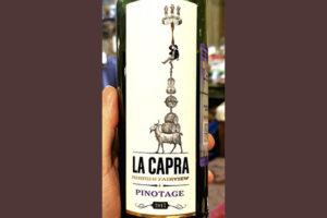 Fairview Wines La Capra Pinotage 2017 Красное вино отзыв