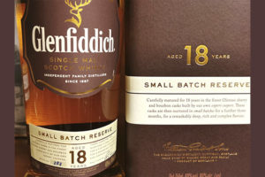 Glenfiddich Single Malt Small Batch Reserve 18 y.o. 0,75 л. Отзыв виски
