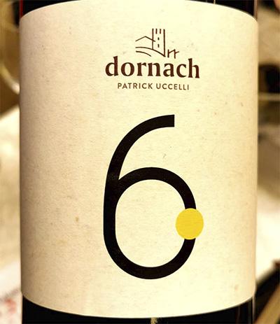 Patric Uccelli Darnach 6 Gewurztraminer 2018 Отзыв белое вино