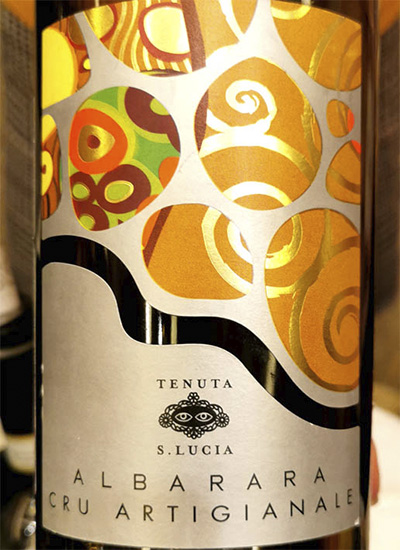 Tenuta S.Lucia Albarara Cru Artigianale 2016 Отзыв белое вино