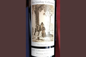 The Lindsay Collection His Only Pair Cabernet Sauvignon Australia 2017 Красное вино отзыв