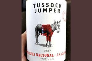 Tussock Jumper Turiga Nacional - Aragonez 2017 Красное вино отзыв